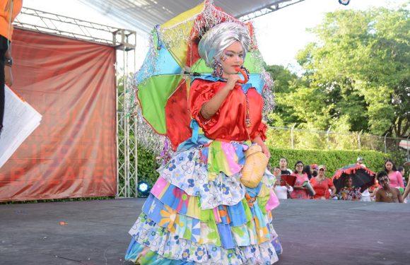 Concurso infantil y juvenil de personajes tradicionales del carnaval dominicano