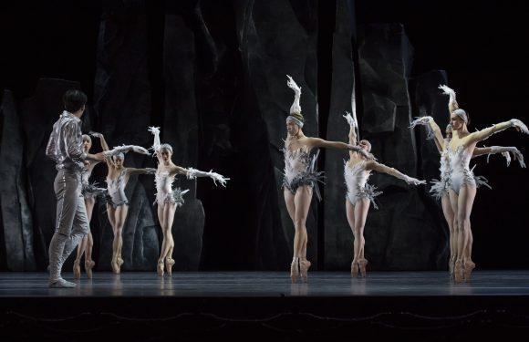 Les Ballets de Monte-Carlon al Teatro Nacional