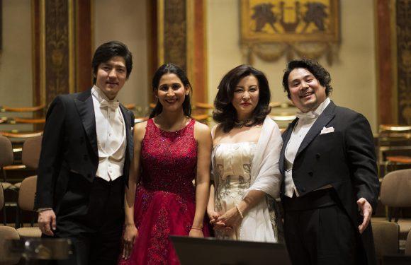 Soprano Nathalie Peña Comas debuta en Musikveren Viena