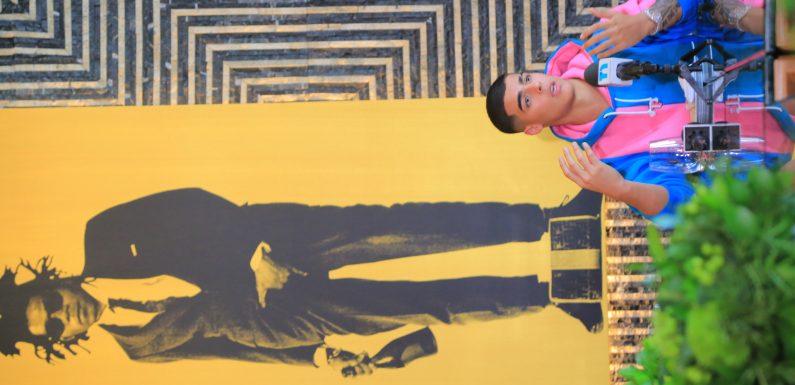 Lunay pisa sólido en terreno dominicano con su música