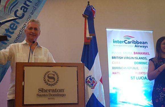 Intercaribbean Airways amplía sus operaciones en República Dominicana