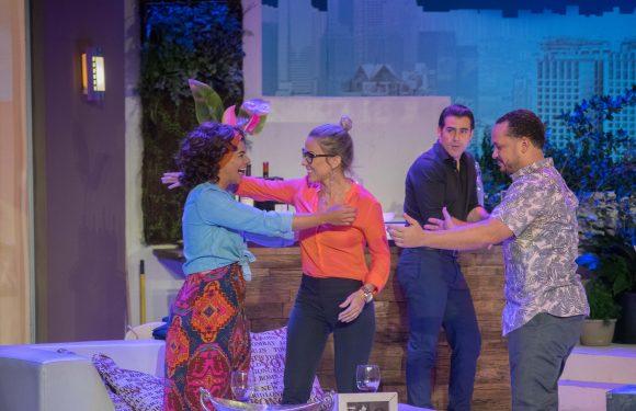 El Test, con Nashla, José Guillermo, Pepe Sierra y Karina Larrauri regresa a escena