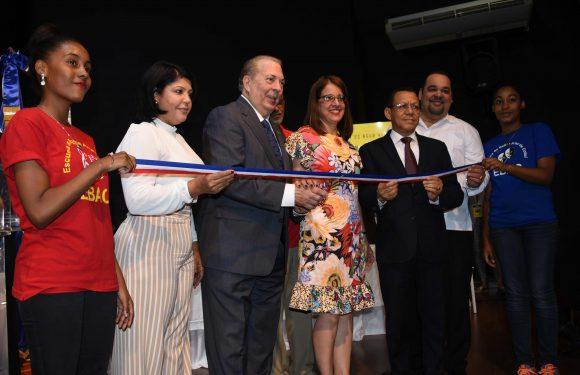 Cultura inaugura 14ª Feria Regional del Libro Cotuí 2018