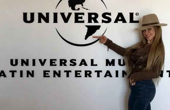 "La Materialista estrenará ""Machucando"" filmado por Universal Latin Music Entertainment"