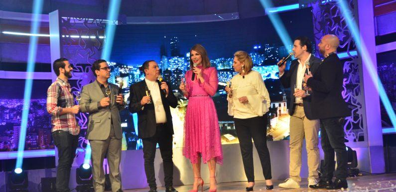 """""""Chévere Night de Finde"""" en vivo todos los domingos por Telesistema 11"""