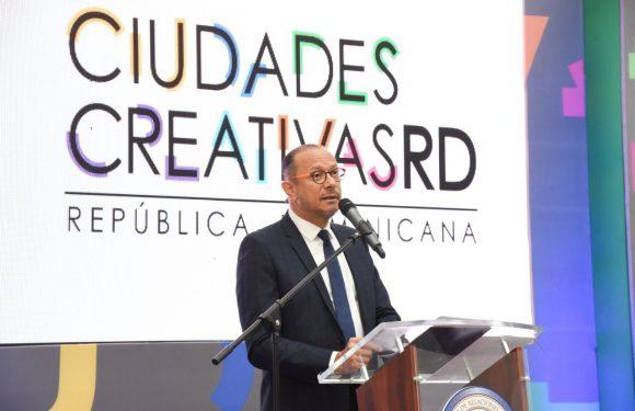 Embajador Rodríguez pondera integración RD a Red de Ciudades Creativas