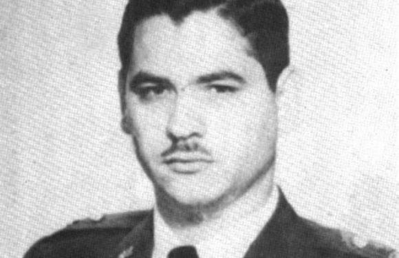 Rendirán tributo al Coronel Fernández Domínguez por 54 Aniversario de su muerte