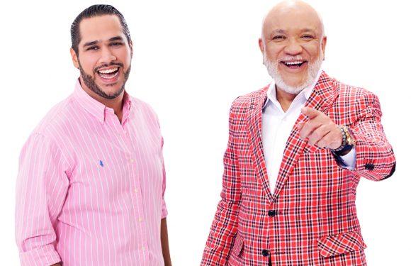 """""""A reír se ha dicho"""" con Jochy Santos y Juan Carlos Pichardo"""