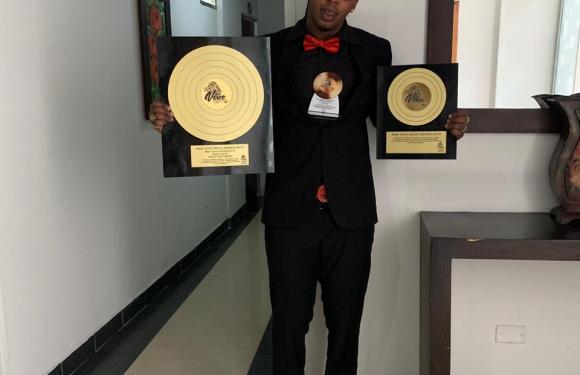 Negro Activo gana tres premios en New Voice Music Awards
